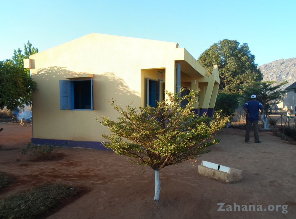 the new zahana helath center