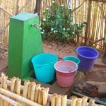 water system for faidanana in madagascar